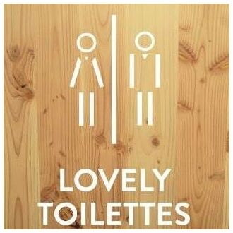 Lovely Toilettes